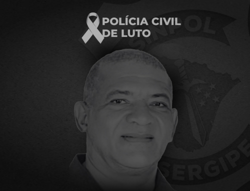 Homenagem ao policial civil Manoel Messias